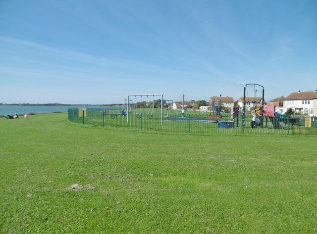 Portchester, play area