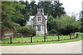 TL8194 : Lyndford Lodge, Lyndford by Adrian Cable
