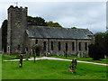 NY7204 : St. Oswalds Church Ravenstonedale by Norman Caesar