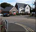 ST1082 : Awel y Garth sales centre, Pentyrch by Jaggery