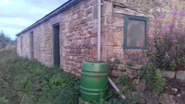 Haughtongreen bothy