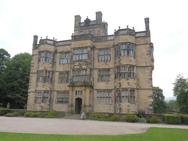 Gawthorpe Hall, Lancs