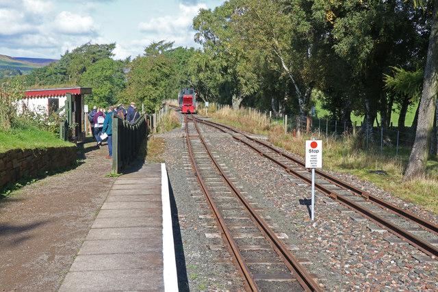 South Tynedale Railway - Lintley Halt