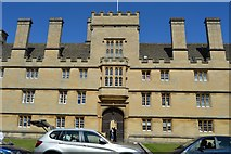 SP5106 : Wadham College by N Chadwick