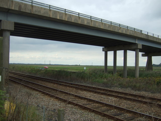 Haddiscoe Cut Bridge
