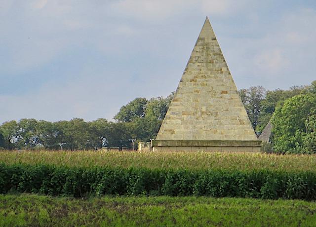 The Pyramid, Castle Howard
