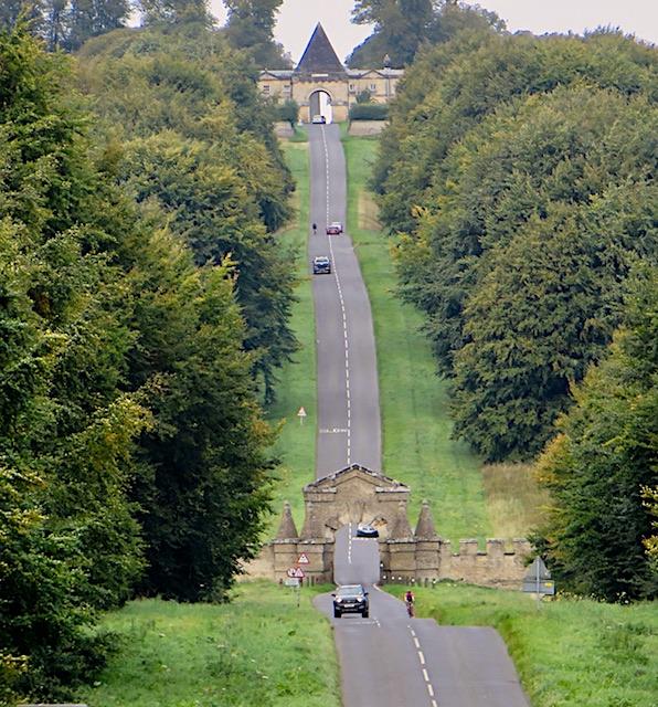 The Stray, Castle Howard