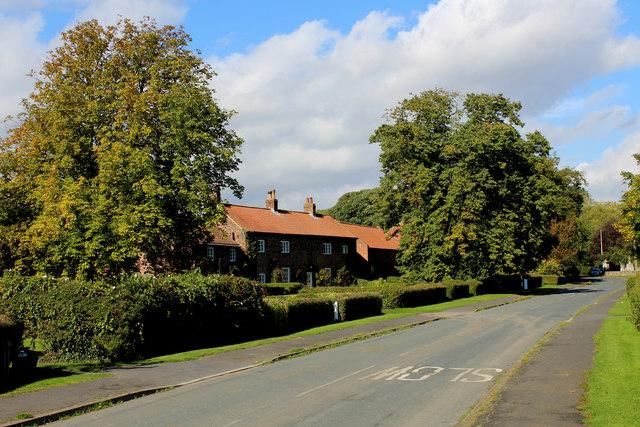 Main Street, Healaugh