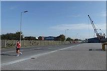 TA0827 : Albert Dock and Hull Marathon by DS Pugh