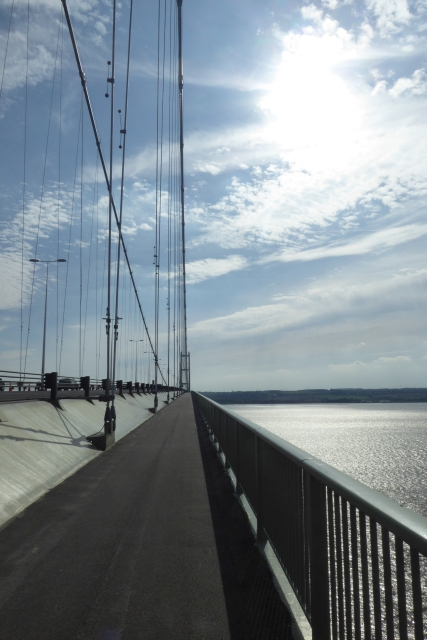 West path over the Humber