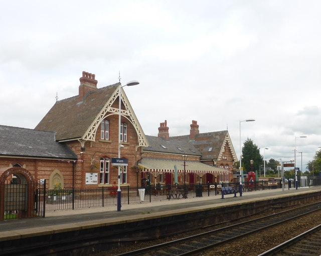 Irlam station