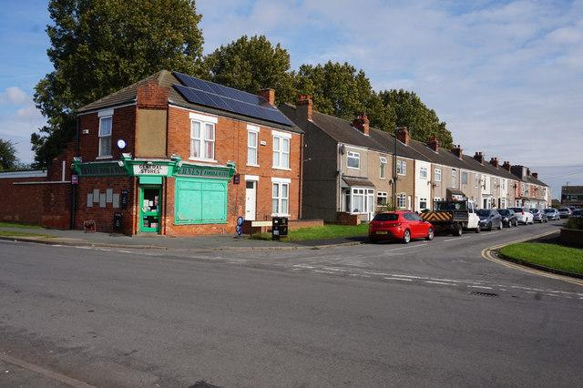 Hollingsworth Avenue, Immingham