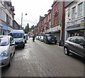 SS9992 : Semi-pedestrianised part of Dunraven Street, Tonypandy by Jaggery