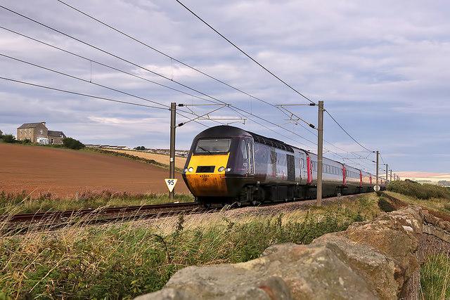 The East Coast Railway
