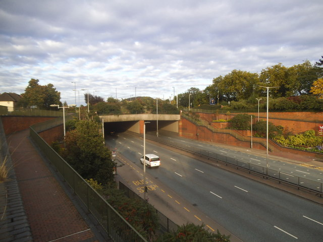The North Circular Road, Finchley