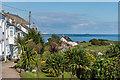 SW7818 : Coastguard Cottages by Ian Capper