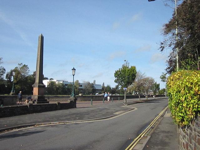 War Memorial Barnstaple