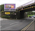 SD5805 : Primesight advertising board facing Warrington Road, Ince-in-Makerfield by Jaggery