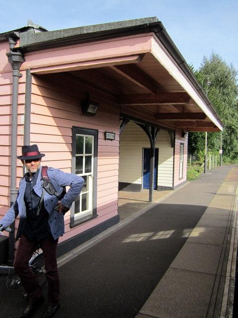 Crediton Station