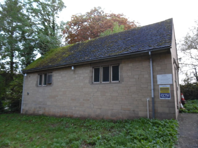 Rodmarton Telephone Exchange, Glous