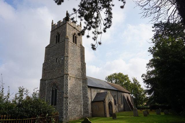 St Michael's Church, Hockering