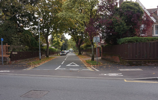 Claremont Road off Newmarket Road, Norwich
