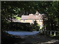 SO9478 : House on Shut Mill Lane by Philip Halling