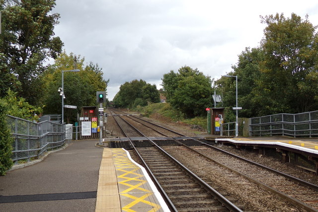 Thurston Railway Station