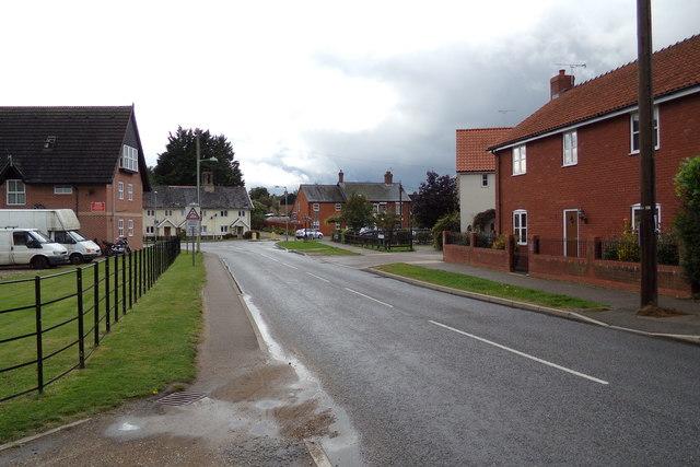 Station Hill, Thurston