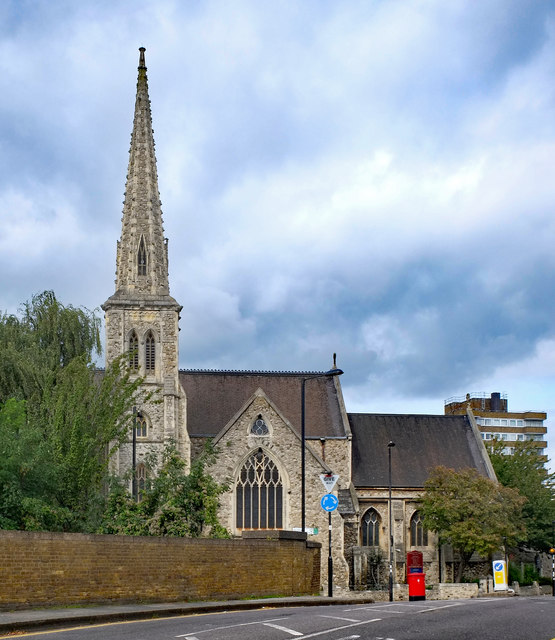 Church of St Jude & St Paul, Mildmay