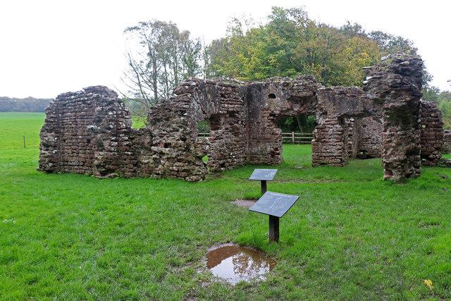 Roman bath house - Ravenglass