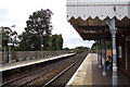 TL9165 : Thurston Railway Station by Adrian Cable