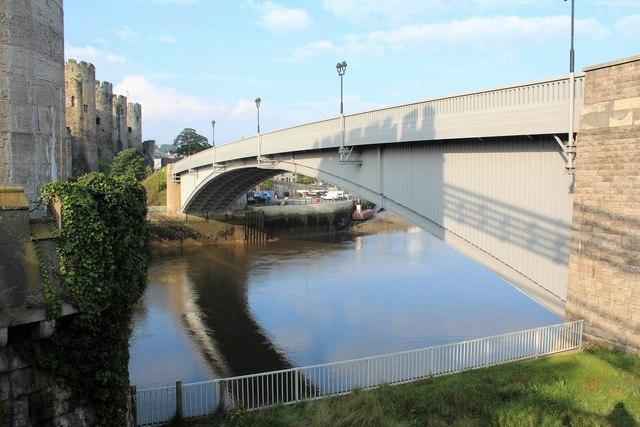 A547 road bridge