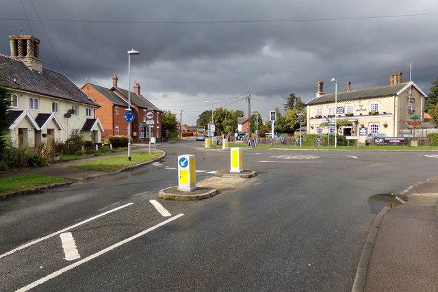 New Road, Thurston