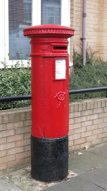 Victorian postbox, Margaret Road