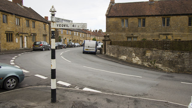 Fingerpost, Montacute