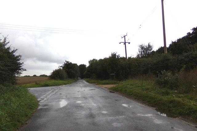 Ipswich Road, Blackthorpe