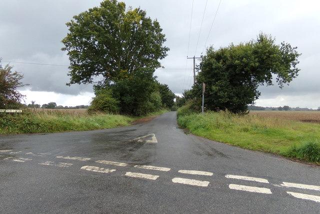 Elderstub Lane, Blackthorpe