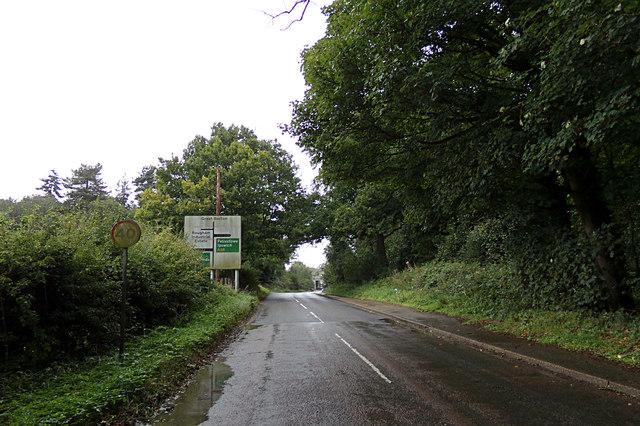 Blackthorpe Road, Rougham Downs