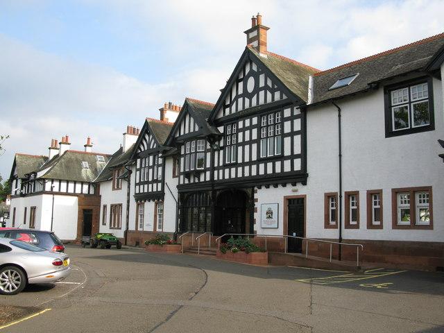The Royal Burgess Golfing Society Clubhouse, Barnton, Edinburgh