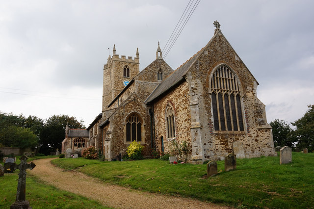 All Saints Church, East Winch