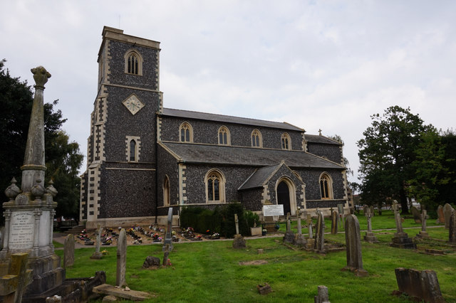 St Matthew's Church, Sutton Bridge