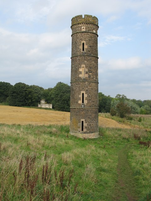 Cammo House Water Tower, Edinburgh
