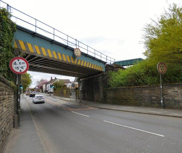 Low Bridge at Bredbury