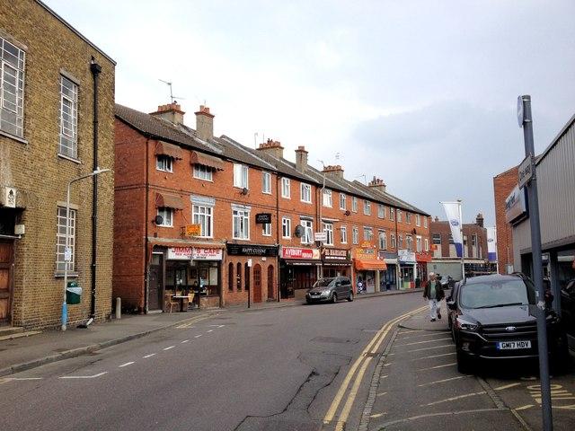 Avebury Avenue, Tonbridge