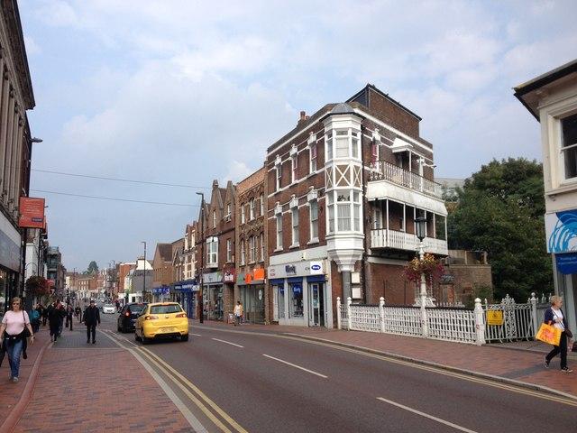 High Street, Tonbridge