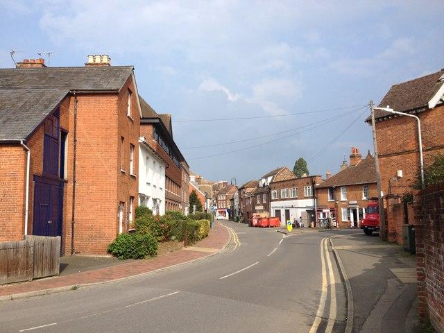 Bank Street, Tonbridge