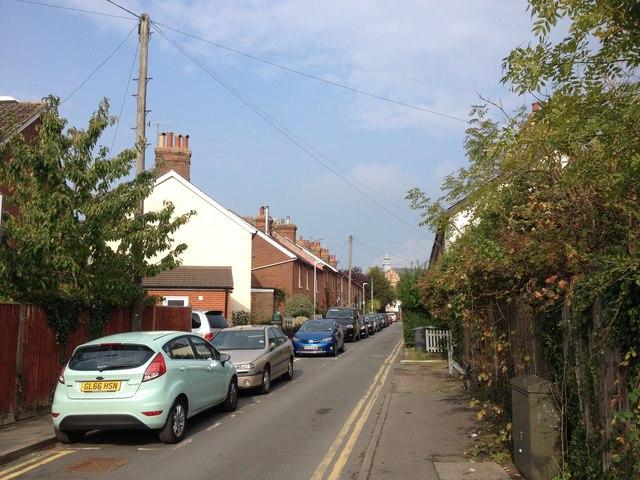 Lodge Road, Tonbridge