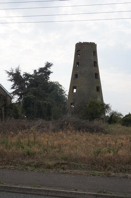Brunswick Mill, Long Sutton