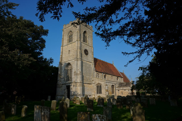 St Luke's Church, Stickney